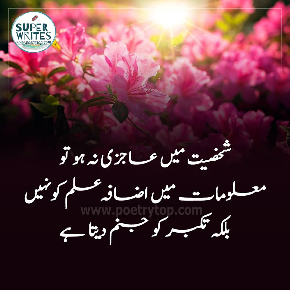Best quotes in urdu language text SMS